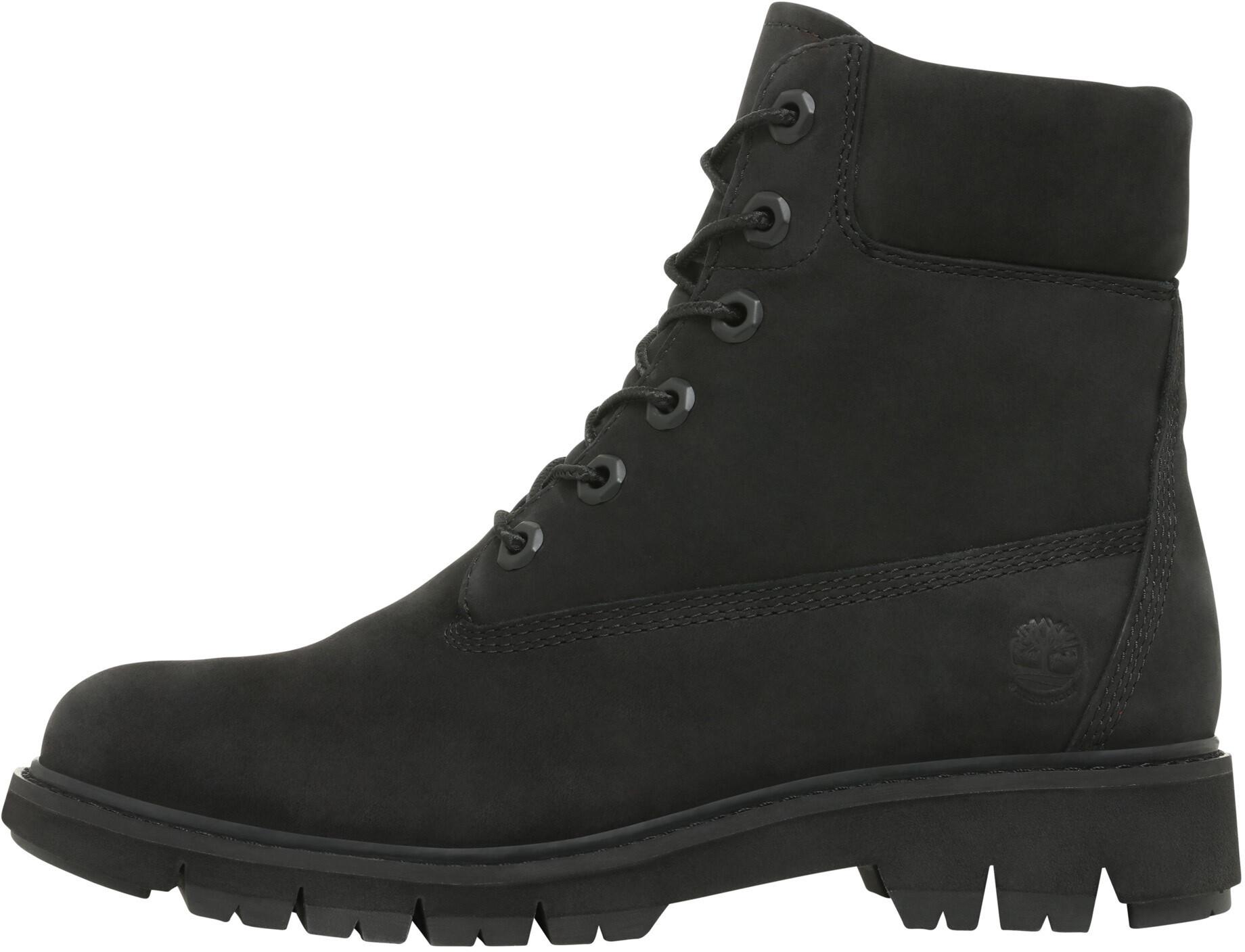 Timberland Lucia Way Wp Boots 6 Damen Black Nubuck Campz Ch